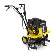 Tiller 22 In. 212cc 4-stroke Gas Garden Front Tine With Forward And Reverse