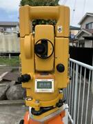 Topcon Gts-310 Total Station For Surveying Calibrated For Japan F/s