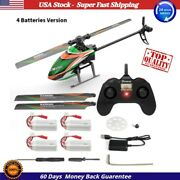 Eachine E130 2.4g 4ch 6-axis Gyro Altitude Hold Flybarless Rc Helicopter Rtf Usa