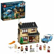 Lego Harry Potter 4 Privet Drive 75968 Collectible Harry Potter Building Toy