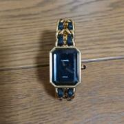 Women And039s Premiere Gold Black Free Shipping No.8521