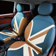 Mini Cabana Pvc Leather Seat Cover R50/53/52/56/55/57/60/58/59/61 [from Japan]