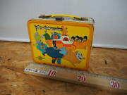 Retro Products Thermos Beatles Yellow Submarine Can Case 1968 King Features