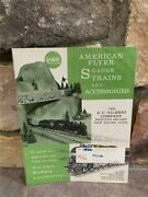 Vintage 1962 Gilbert Catalog American Flyer S Gauge Trains And Accessories D2282