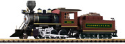 Piko G Scale 38231 Pennsylvania Mogul 889 Steam Locomotive With Dcc And Sound