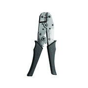 Mr410m Aluminum Alloy Crimping Tool With Ratchet Control 12-6 Awg 11.75 Long