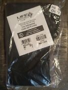 Life Liners Firefighter Nfpa Auto Racing Nascar Hood Black Style Fire Resistant