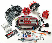 Msd Ignition 8456k Ignition Kit 1986-1993 Ford 5.0l Includes