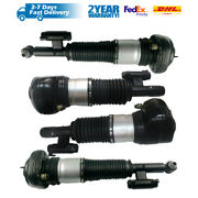 4pcs Front And Rear Suspension Struts Fit Bmw 7-series G11 G12 740i 750i Xdrive