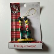 Spencers Workshop The Nutcracker Holiday Ornament Funny Kick In The Nuts