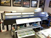 Roland Xc-540 Large Format Printer And Cutter