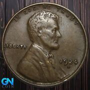 1924 D Lincoln Cent Wheat Penny -- Make Us An Offer K5841