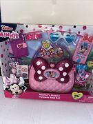 Disney Mickey Mouse Clubhouse Playset - 89360 Minnie's Happy Helpers Bag Set