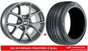 Alloy Wheels And Tyres 18 Bbs Sr For Jeep Grand Cherokee [mk4] 11-20