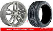 Alloy Wheels And Tyres 20 Bbs Sx For Cadillac Xts 13-19