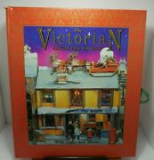 The Victorian Advent Christmas Fold Out Pop-up Book