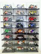 Deagostini Champion Racing Bike Collection 1/24 Scale 60 Units Ship From Jpn