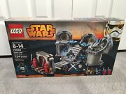 New And Unopened Lego Star Wars Death Star Final Duel 75093