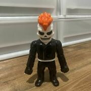 Real Head Ghost Rider Toy Hikidashitoy Marvel