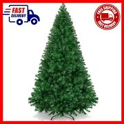 Christmas Tree 6ft Decor Xmas Outdoor Indoor Hanging Ornaments Full 1000 Tips
