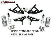 82-03 Chevrolet S10 Gmc S15 Sonoma Umi Competition Front End Kit Black 3059-1-b