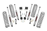 Rough Country 18-  Jeep Jl 2.5in Lift Kit W/coils And N3 Shock 67731