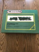 Williams Electric Trains 5013 Southern Ps-4 4-6-2 Steam Engine Locomotive Brass