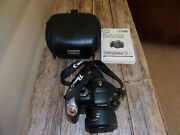 Canon Powershot Sx10 Is 10mp 20x Zoom Lcd Screen Flash Slr Digital Camera And Case