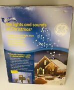 Ge Deluxe Pro-line The Lights And Sounds Of Christmas