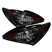 Led Tail Lights For 2010-2012 Hyundai Genesis Coupe Spyder Auto 5034304