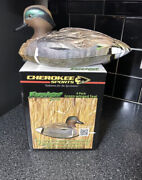 Cherokee Sports Decoys Fusion Series 6 Pack Green Winged Teal