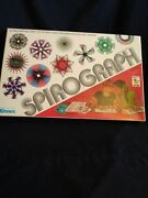 Hasbro Commemorative Edition Spirograph. Complete. Has Paper And Pens . Used