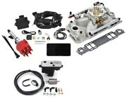 Edelbrock 35760k Pro-flo 4 Efi Fuel Kit 1986 And Earlier Small Block Chevy Include