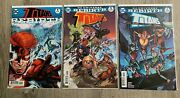 Titans 1-36, Rebirth 1, Annual 1-2, Special 1 Nightwing, New Teen, Vol 3 2016