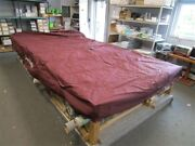 Party Barge 22 Signature Pontoon Cover 2012 Black Cherry 33504-12 Marine Boat