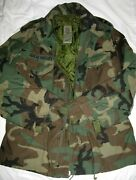 Quesenberry - Nato - Royal Maid For Blind - Camo - Cold Weather Coat With Liner