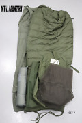 Canadian Forces 5 Pcs Sleeping Bag System Canada Army