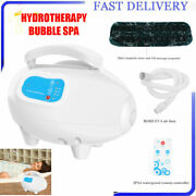 Electric Bubble Bath Mat Body Spa Massage With/ Air Hose Air Waterproof