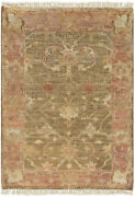 Surya Hil-9004 Hillcrest Classic Modern Vintage Cream 3and0396 X 5and0396 Area Rug