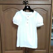 Cotton Blouse 42 From Japan Fedex No.8356