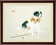 Seiho Takeuchi High-quality Art Paintings Present Gift Various Celebrations