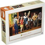 Ensky 500 Piece Jigsaw Puzzle Listen To Session 500-276 Japan Import Ghibli