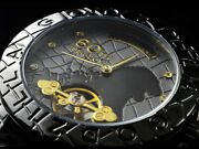 Godzilla 60th Anniversary Equipped With Natural Diamond Mechanical Hand-wound