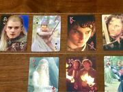 Novelty Difficult To Obtain Lord Of The Rings Playing Cards Ring Story Two
