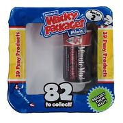Wacky Packages Minis 3d Puny Products Series 2 Minute Mud Unopened Sealed Vhtf