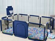 Children Dry Ball Pool Playpen Park Security Safety Barriers For Newborn Babies