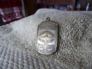 Shrine Of The Little Flower Royal Oak Mich Pendant, Vintage, St Therese