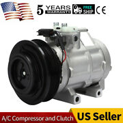 Ac A/c Compressor Co10905c For 06-14 Ford Lincoln 07-14 Expedition/ F-150 Yc2526