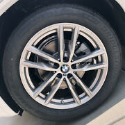 2021 Bmw X4 Four Wheels And Tires(19 Inch Withandldquomandrdquosign)