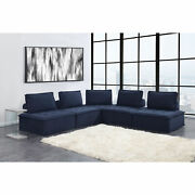 Picket House Furnishings Cube Modular Seating 5pc Sectional Upx16715pc